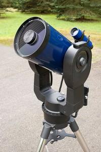 Tartu Observatooriumi 20-sentimeetrine teleskoop