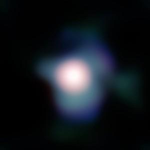 Betelgeuse vaadatuna VLT-ga
