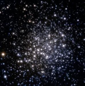 Täheparv Terzan 5. Vaatevälja suurus on 40 kaaresekundit. Pilt: ESO