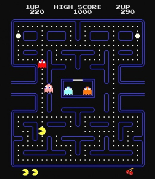 Videomäng Pac-Man