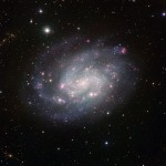 Spiraalgalaktika NGC 300