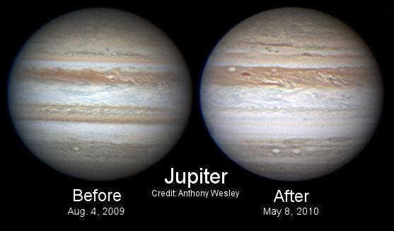 Jupiter 2009-2010