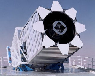 Sloani 2.5-meetrine teleskoop.