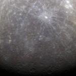 Esimene värvifoto Merkuuri orbiidilt