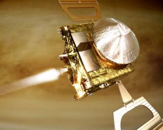 Kosmosesond Venus Express.