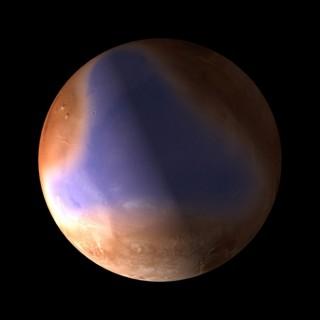 Marsi ookeanid.