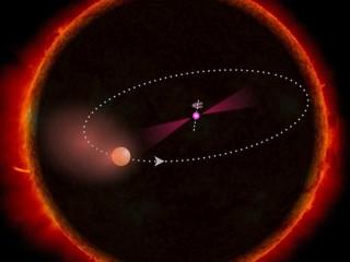 Avastatud tähesüsteem PSR J1311-3430.