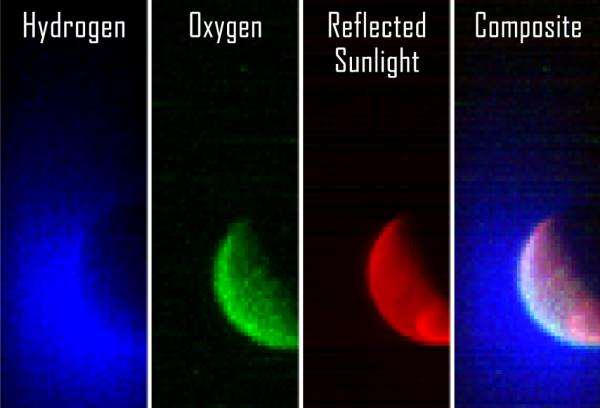 Esimesed pildid Marsi atmosfäärist. Autor: Laboratory for Atmospheric and Space Physics, University of Colorado; NASA