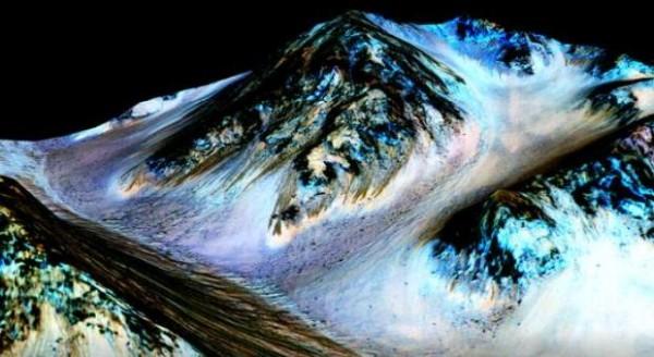 Vee jäljed Marsil
