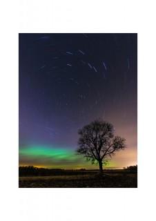Klubifoto #3: Virmalised pöörlevas taevas