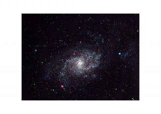 Klubifoto #5: Kolmnurga galaktika