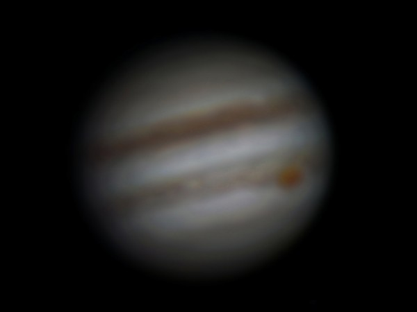 Jupiter 2016. aasta septembris