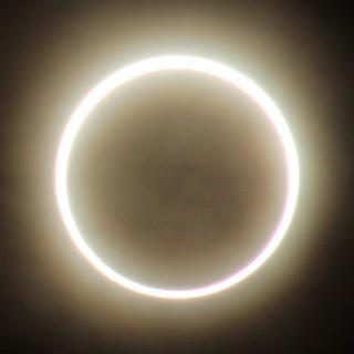 Rõngakujuline päikesevarjutus 10. mail 2013