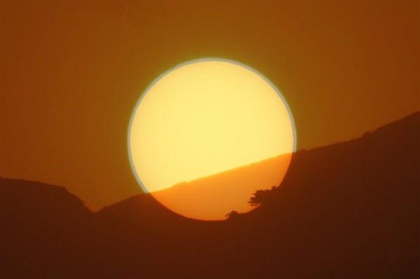 Päike periheelis ja afeelis