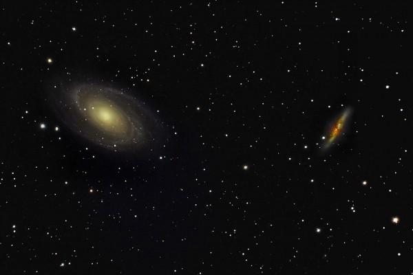 M81 ja M82