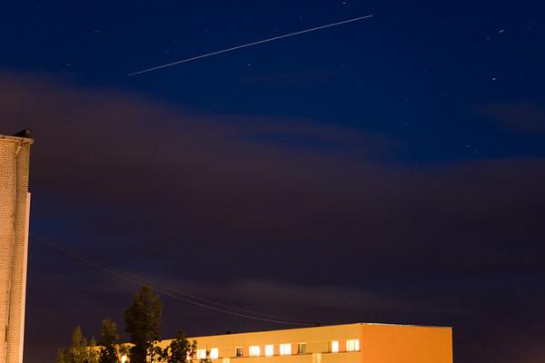 ISS Eesti taevas