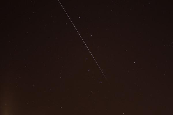 ISS Suure Vankri tähtkujus