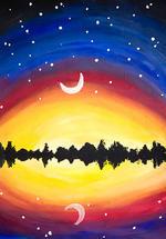 Astronoomiapilt #25: Ehataevas (joonistusvõistlus)