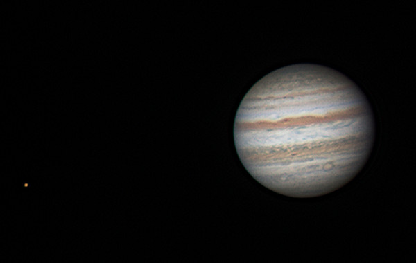 Jupiter ja Io