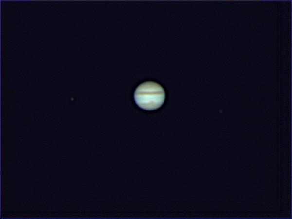 Jupiter ja Suur Punane Laik