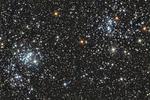 Astronoomiapilt #61: Kaksikparv – teemandikülv taevas