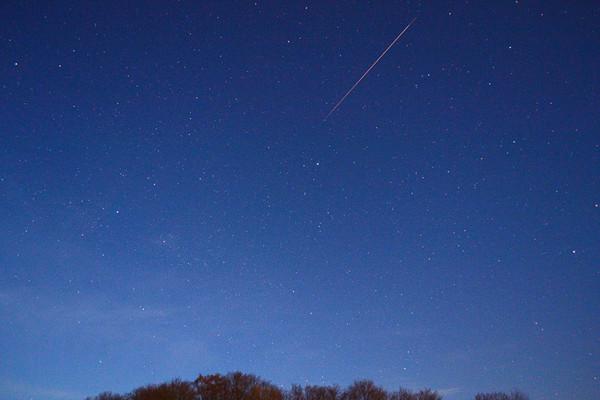 Kevadöine meteoor