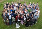 Astronoomiapilt #83: Kokkutuleku ühispilt 2011