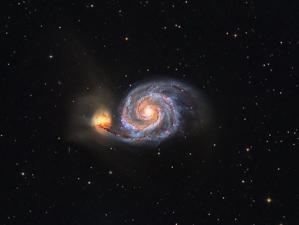Pesumasina galaktika