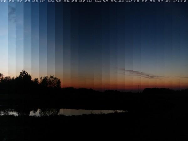 Öine päikesevarjutus