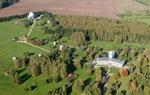 Astronoomiapilt #65: Tartu Observatoorium linnulennult
