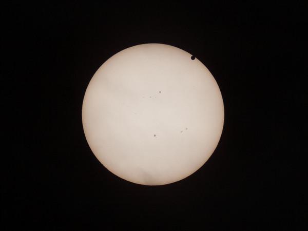 Veenuse üleminek Päikesest 2012